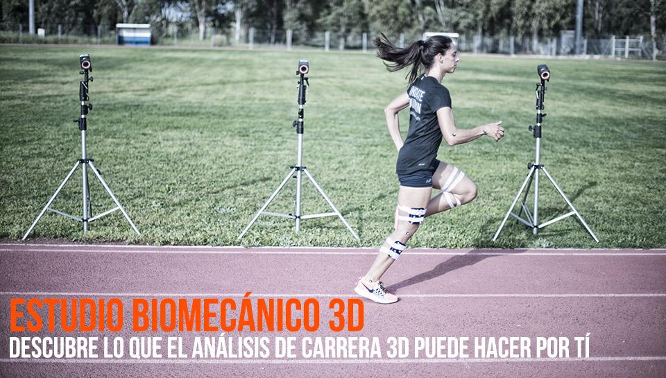Estudio Biomecánico 3D